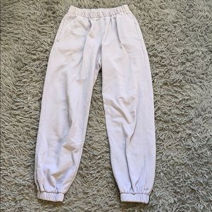 Light blue Brandy Melville Rosa sweats